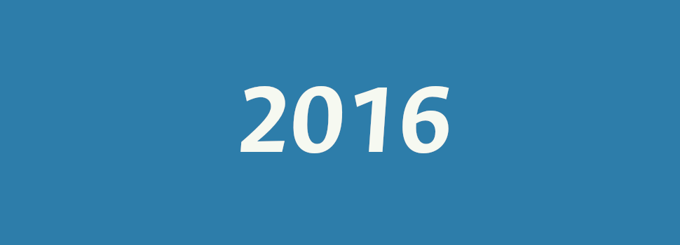 Resoluciones 2016