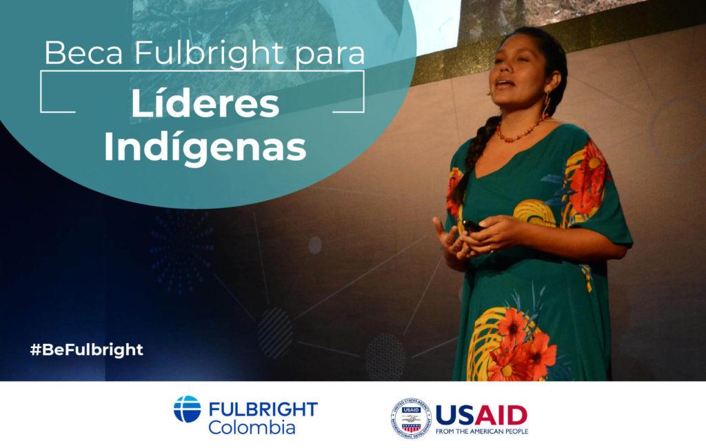Beca Fulbright para líderes indígenas 2020