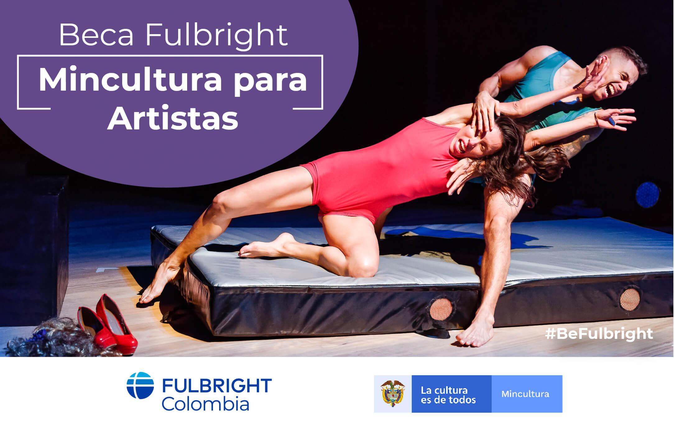 Beca Fulbright-Mincultura para artistas 2020
