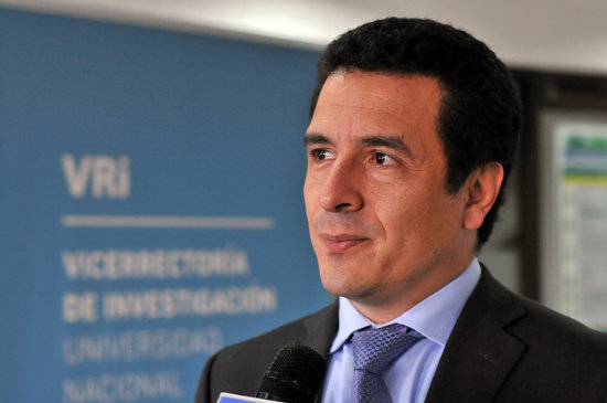 Alexánder Gómez Mejía (2013)